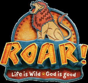 ROAR Adventure Day Camp Logo