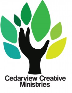 Creative Ministries Logo Coolvetica